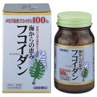 Фукоидан ORIHIRO, 30 дней