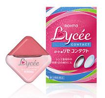 Капли глазные Rohto Lycee Contact